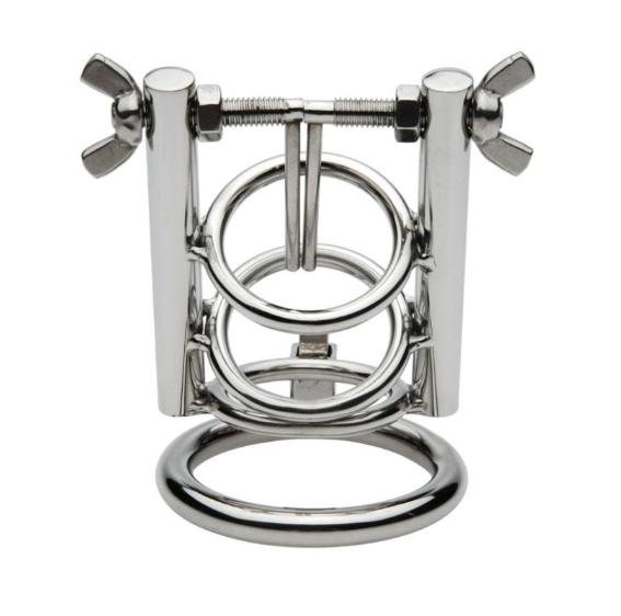 Sextoy for man urethral stretcher 3 ring